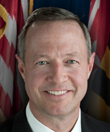 Gov. Martin O&#8217;Malley (MD)